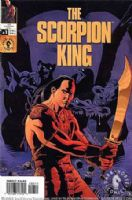 The Scorpion King - Issue 1 & 2 - Full Set of 2 Comics